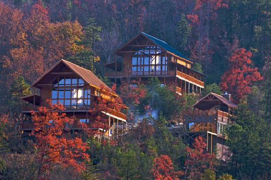 Gatlinburg Luxury Cabin Rentals Luxury Cabins In The